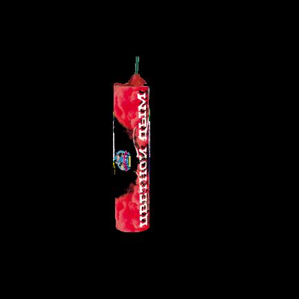 Цветной дым КРАСНЫЙ (FPS030)